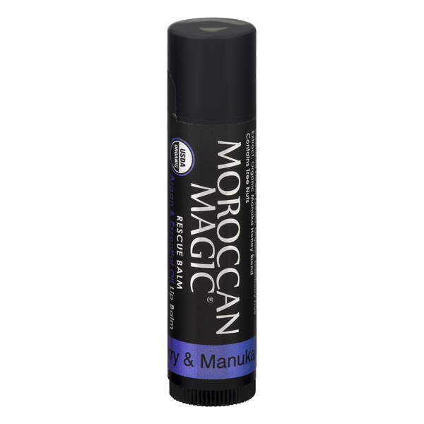 Moroccan Magic Lip Balm Elderberry & Manuka Honey Organic