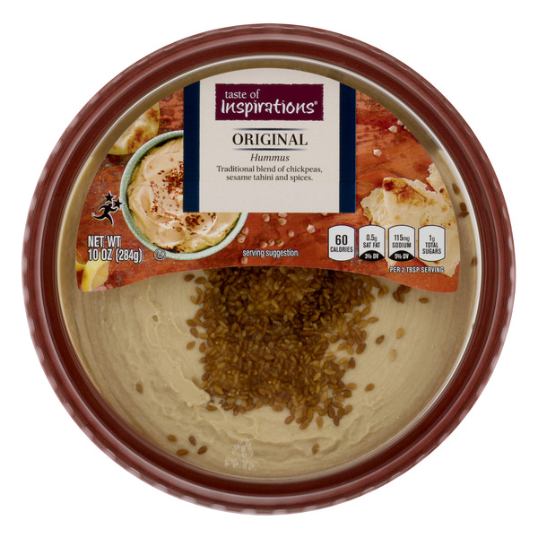 Taste of Inspirations Hummus Original