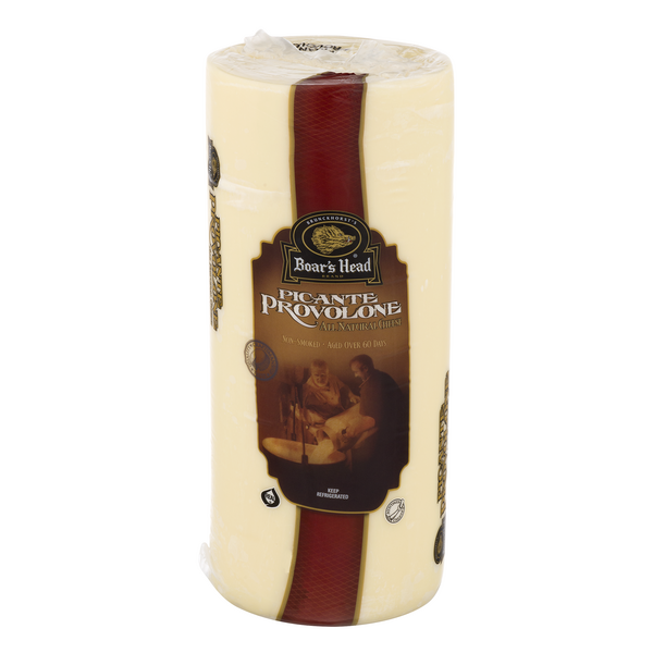 Boar's Head Deli Provolone Cheese Picante (Thin Sliced)