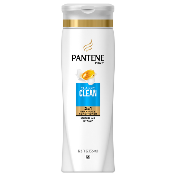 Pantene Pro-V Classic Clean 2-in-1 Shampoo + Conditioner