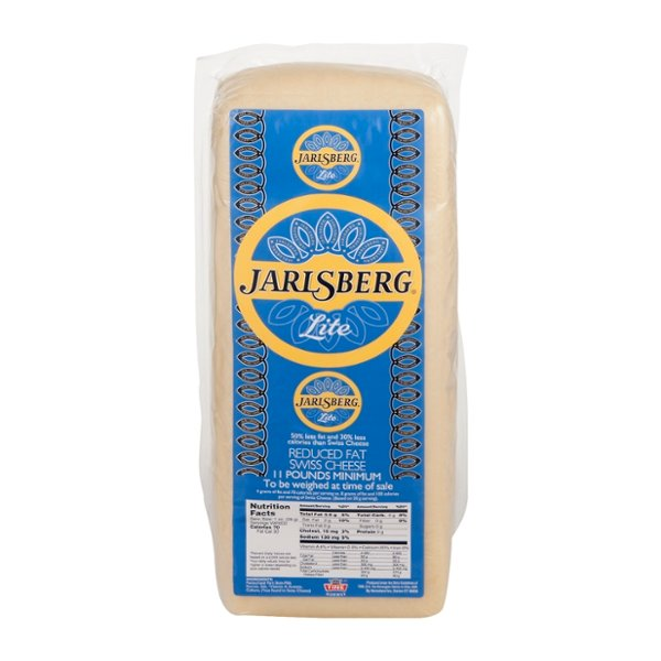 Jarlsberg Deli Swiss Cheese Lite (Thin Sliced)