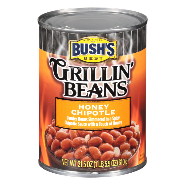 Bush's Best Grillin' Beans Honey Chipotle