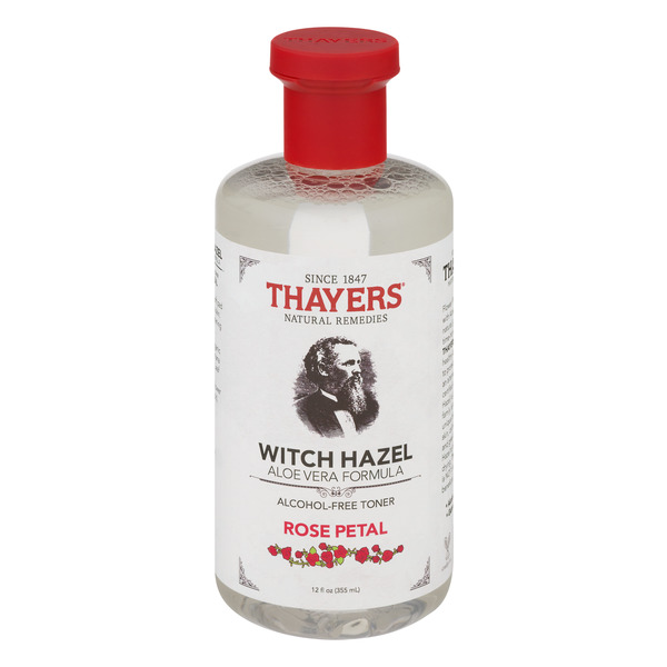 Thayers Witch Hazel Aloe Vera Formula Alcohol Free Toner