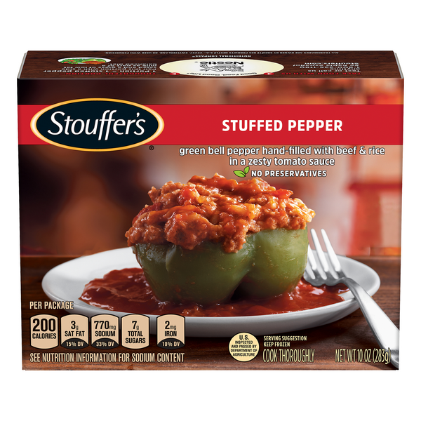 Stouffer's Classics Stuffed Pepper