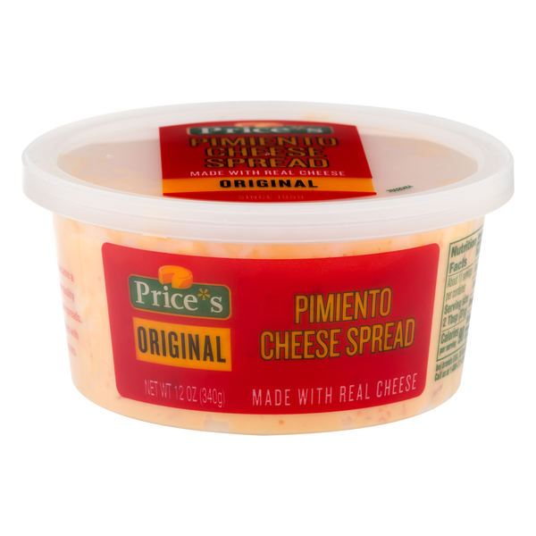 Price's Pimiento Cheese Spread Original