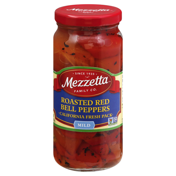 Mezzetta Bell Peppers Roasted