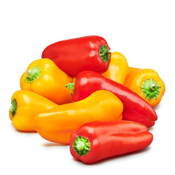 Mini Sweet Peppers Organic