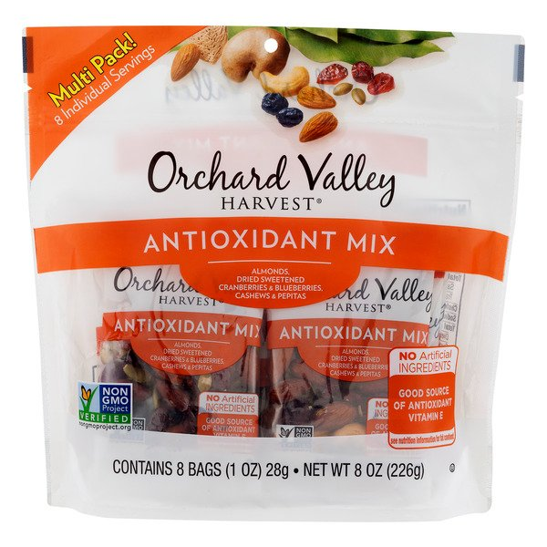 Orchard Valley Harvest Trail Mix Antioxidant Mix - 8 ct