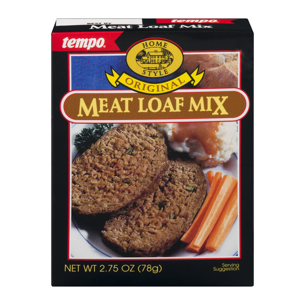 Tempo Homestyle Meatloaf Mix Original