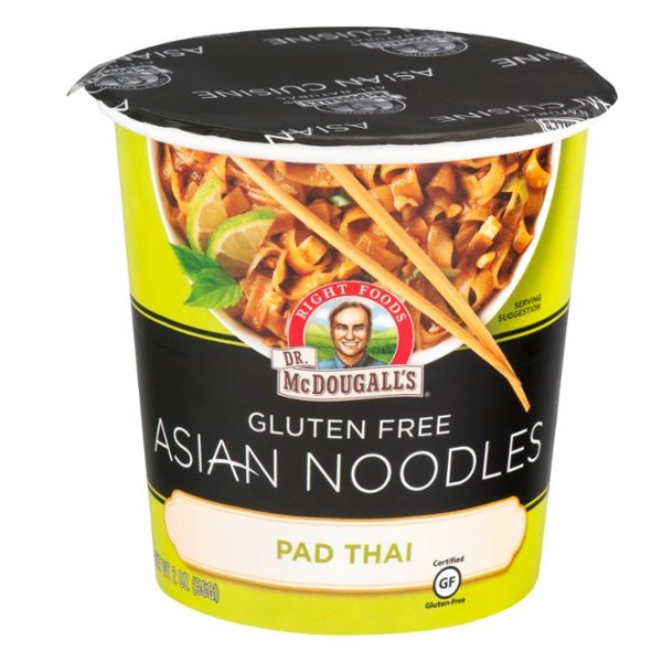 Dr. McDougall's Asian Noodles Pad Thai Gluten Free