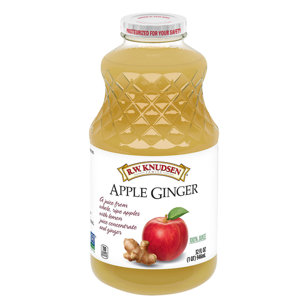 R.W. Knudsen Juice Apple Ginger