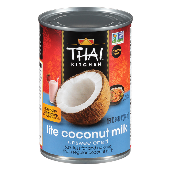 Thai Kitchen Coconut Milk Lite Unsweetened Gluten Free