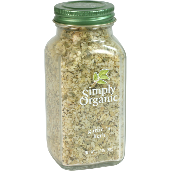 Simply Organic Garlic 'n Herb Seasoning