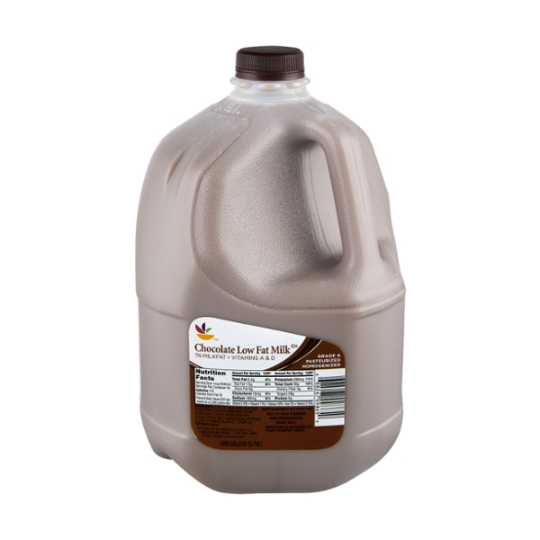 MARTIN'S 1% Low Fat Chocolate Milk