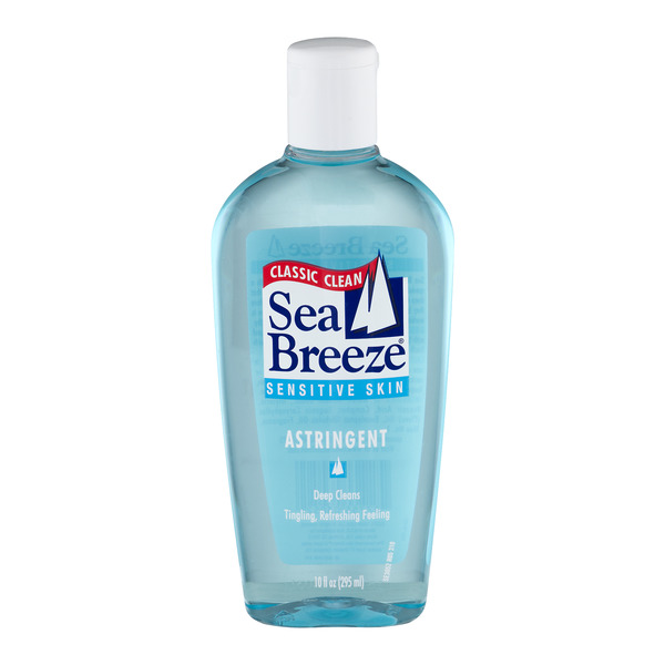 Sea Breeze Sensitive Skin Astringent Classic Clean
