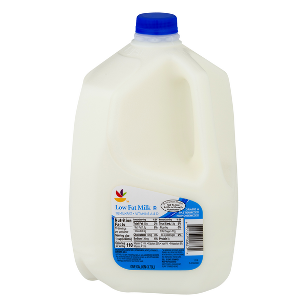 MARTIN'S 1% Low Fat Milk