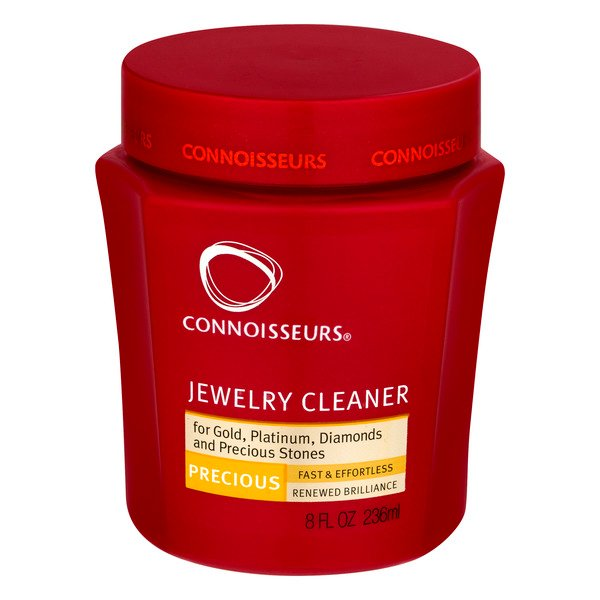 Connoisseurs Jewelry Cleaner Gold, Platinum, Diamonds & Precious Stones