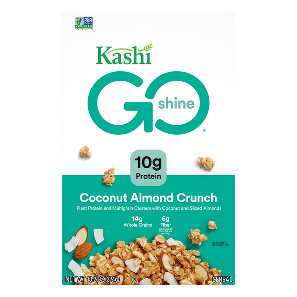 Kashi Go Shine Cereal Coconut Almond Crunch