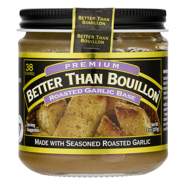Better Than Bouillon Premium Roasted Garlic Base