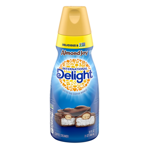 International Delight Gourmet Coffee Creamer Almond Joy