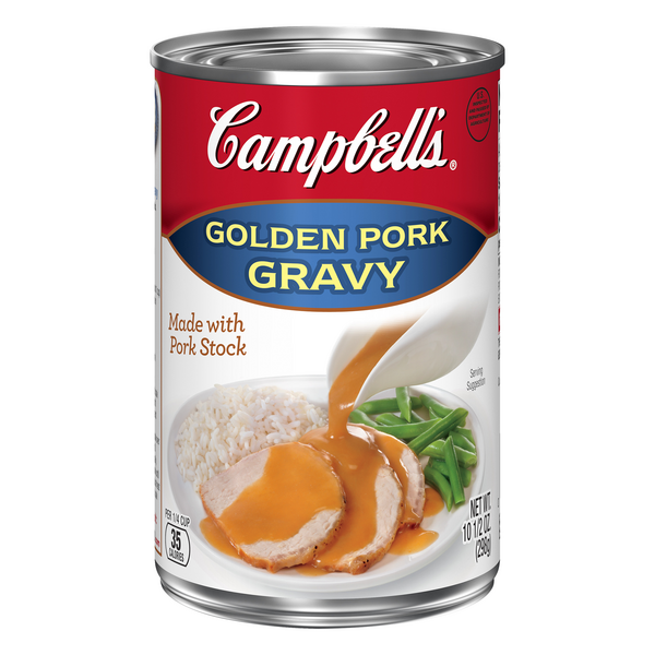 Campbell's Gravy Golden Pork