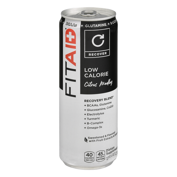 FitAid Dietary Supplement Recover