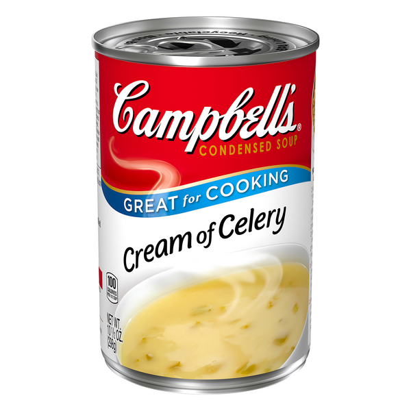 Campbell's Condensed Soup Cream of Celery