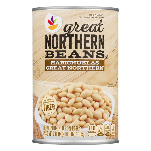 Giant Great Northern Beans