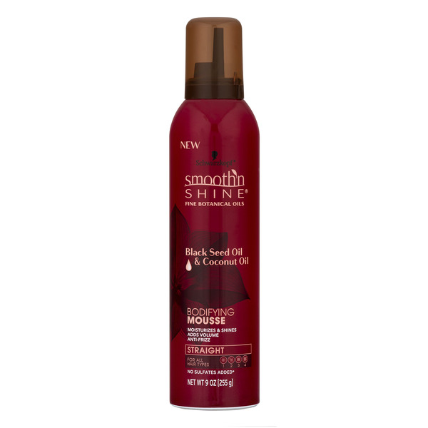 Schwarzkopf Smooth'n Shine Bodifying Mousse