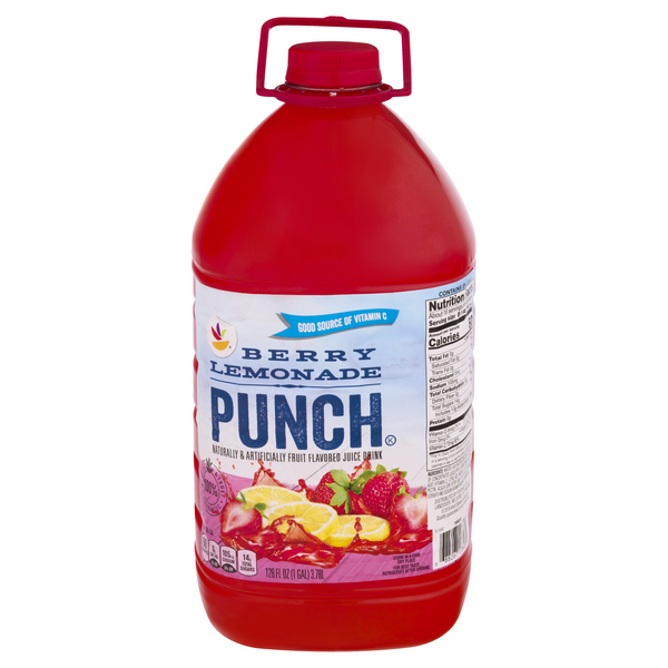 MARTIN'S Berry Lemonade Punch