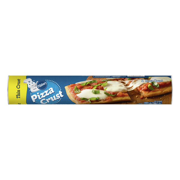 Pillsbury Pizza Crust Dough Thin Crust