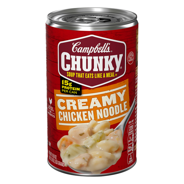 Campbell's Chunky Soup Creamy Chicken Noodle