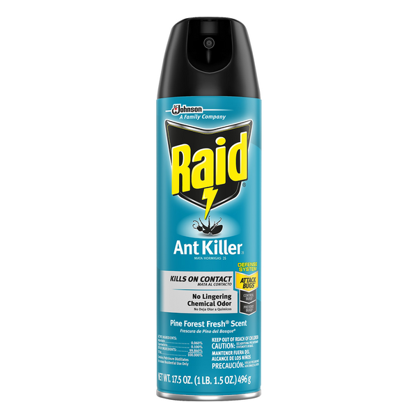 Raid Ant Killer Pine Forest Fresh Aerosol