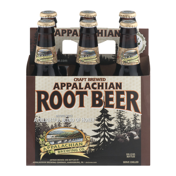 Appalachian Brewing Co. Root Beer - 6 pk