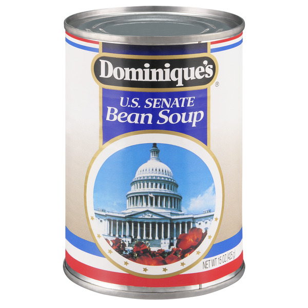 Dominique's U.S. Senate Bean Soup