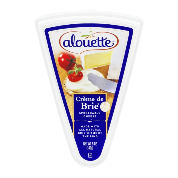 Alouette Spreadable Cheese Creme de Brie