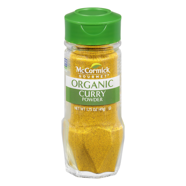McCormick Gourmet Curry Powder Organic