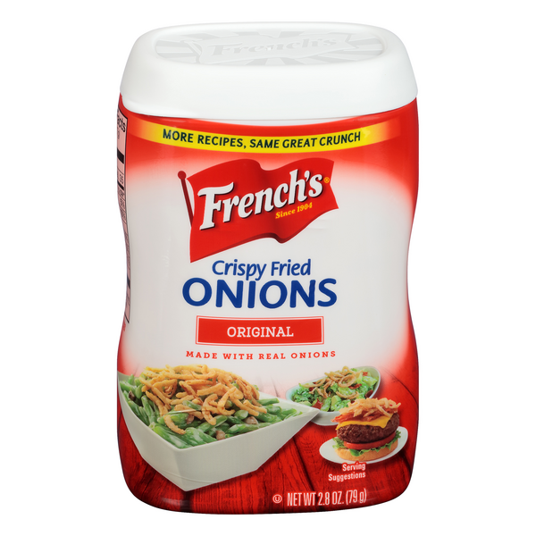 French's Onions Crispy Fried Original