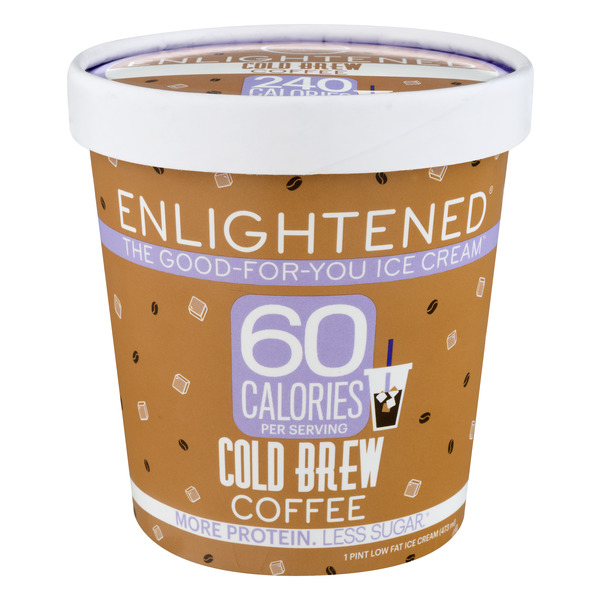 Enlightened The Good For You Ice Cream Cold Brew Coffee