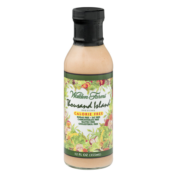 Walden Farms Thousand Island Dressing Calorie Free