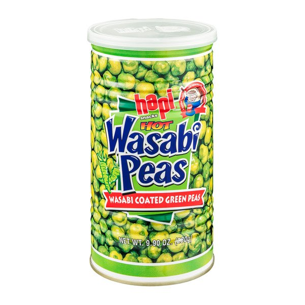 Hapi Wasabi Coated Green Peas Hot