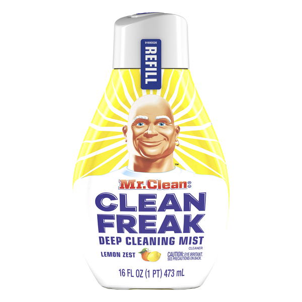 Mr. Clean Clean Freak Deep Cleaning Mist Refill Lemon Zest Refill