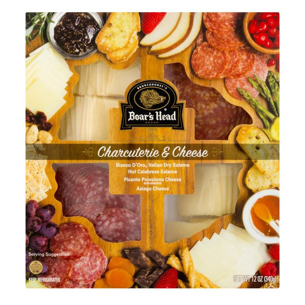 Boar's Head Charcuterie & Cheese