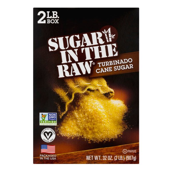 Sugar In The Raw Cane Turbinado Natural