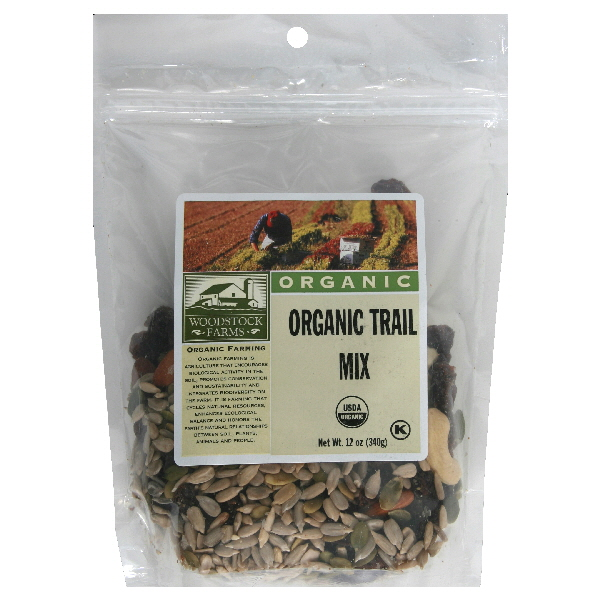 Woodstock Farms Trail Mix Organic