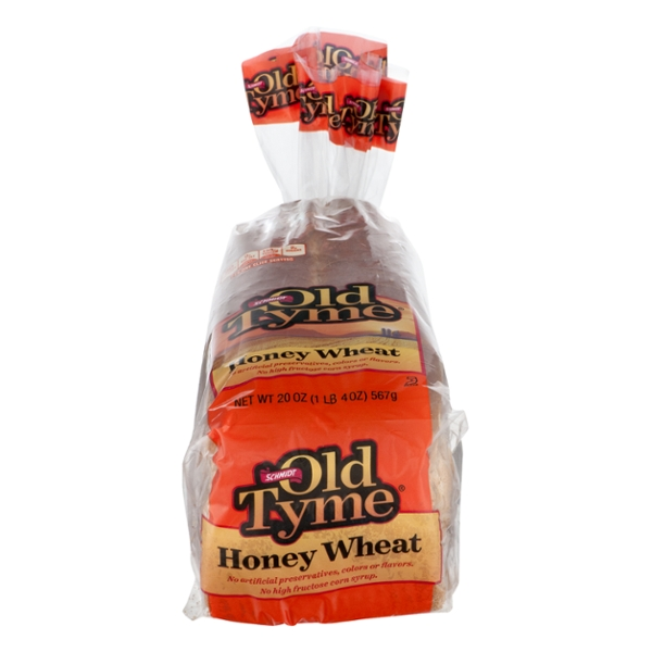 Schmidt Old Tyme Honey Wheat Bread