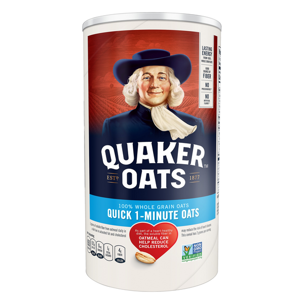 Quaker Oats Quick 1-Minute