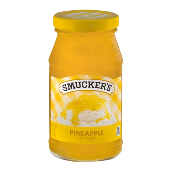 Smucker's Topping Pineapple