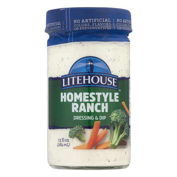 Litehouse Homestyle Ranch Dressing & Dip