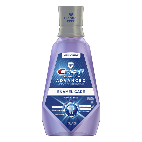 Crest Pro-Health Advanced Anticavity Mouthwash Enamel Care